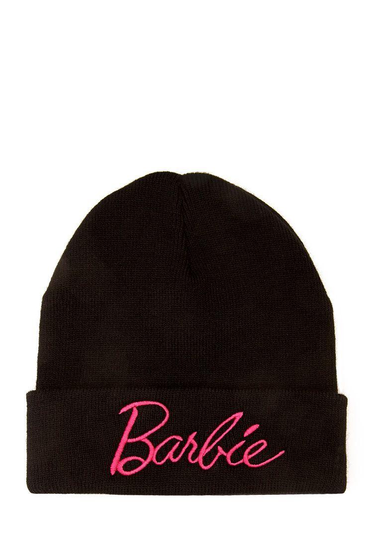 Street Barbie Beanie  4d3e2c46871