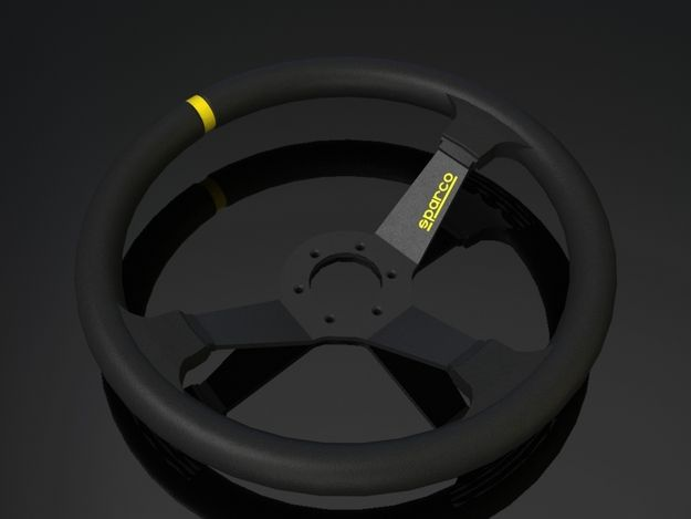 Sparco Volante Wheel Wheel Corvette Wheels Steering Wheel