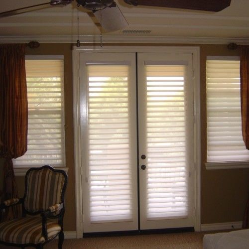 Patio Door Covering Ideas