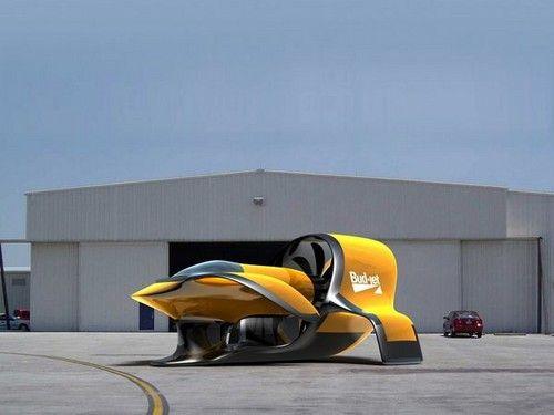 The Near Future of Aviation According to NASA. Futuristic Aircraft