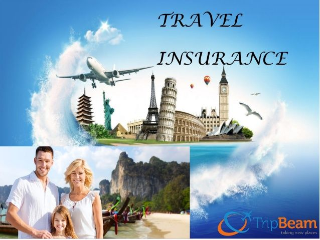 Get #TravelInsurance from Tripbeam to avail maximum benefits of your #travel !