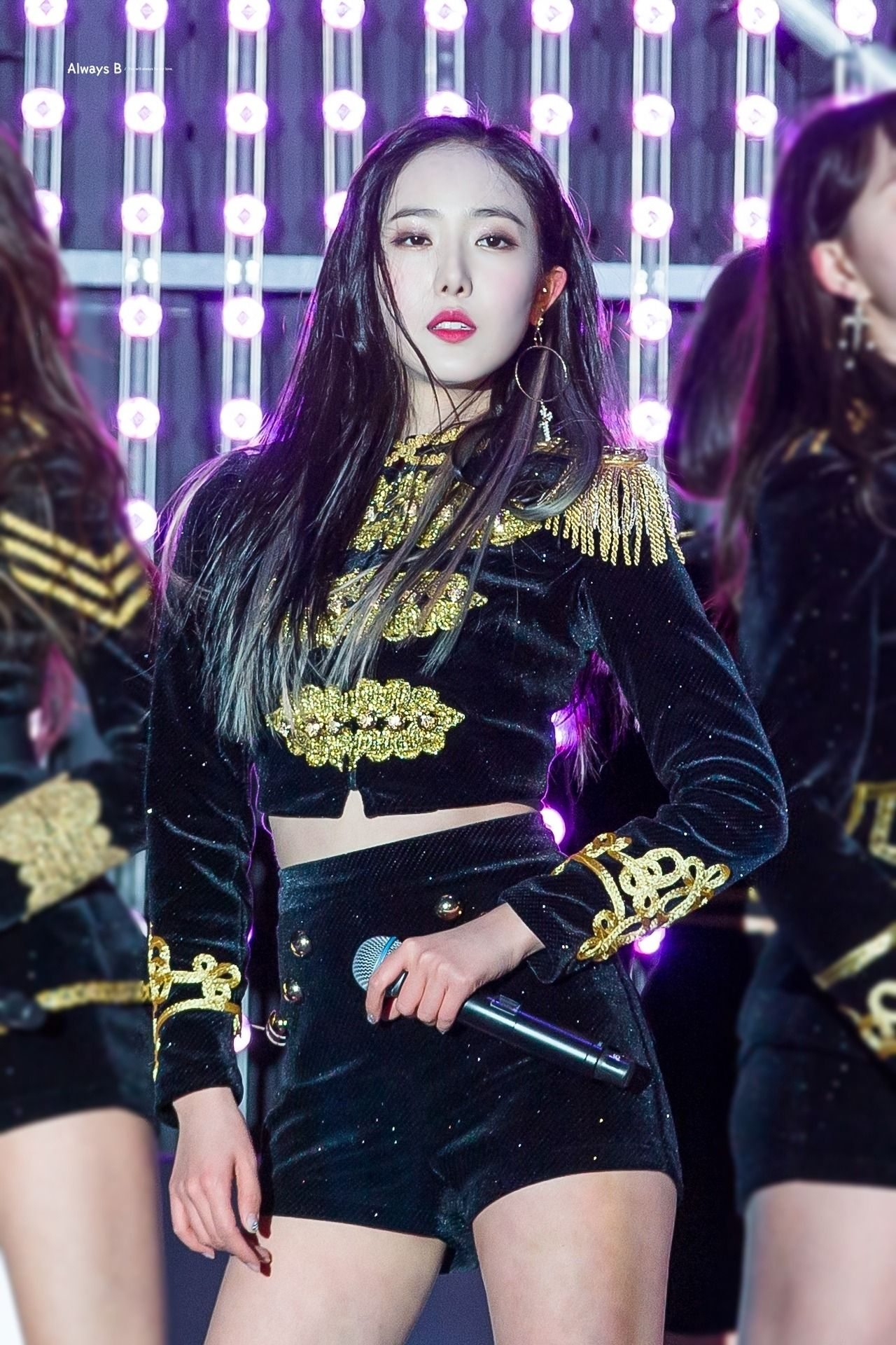 Gfriend Sinb Indie Outfits Korean Girl Fashion Stage Outfits