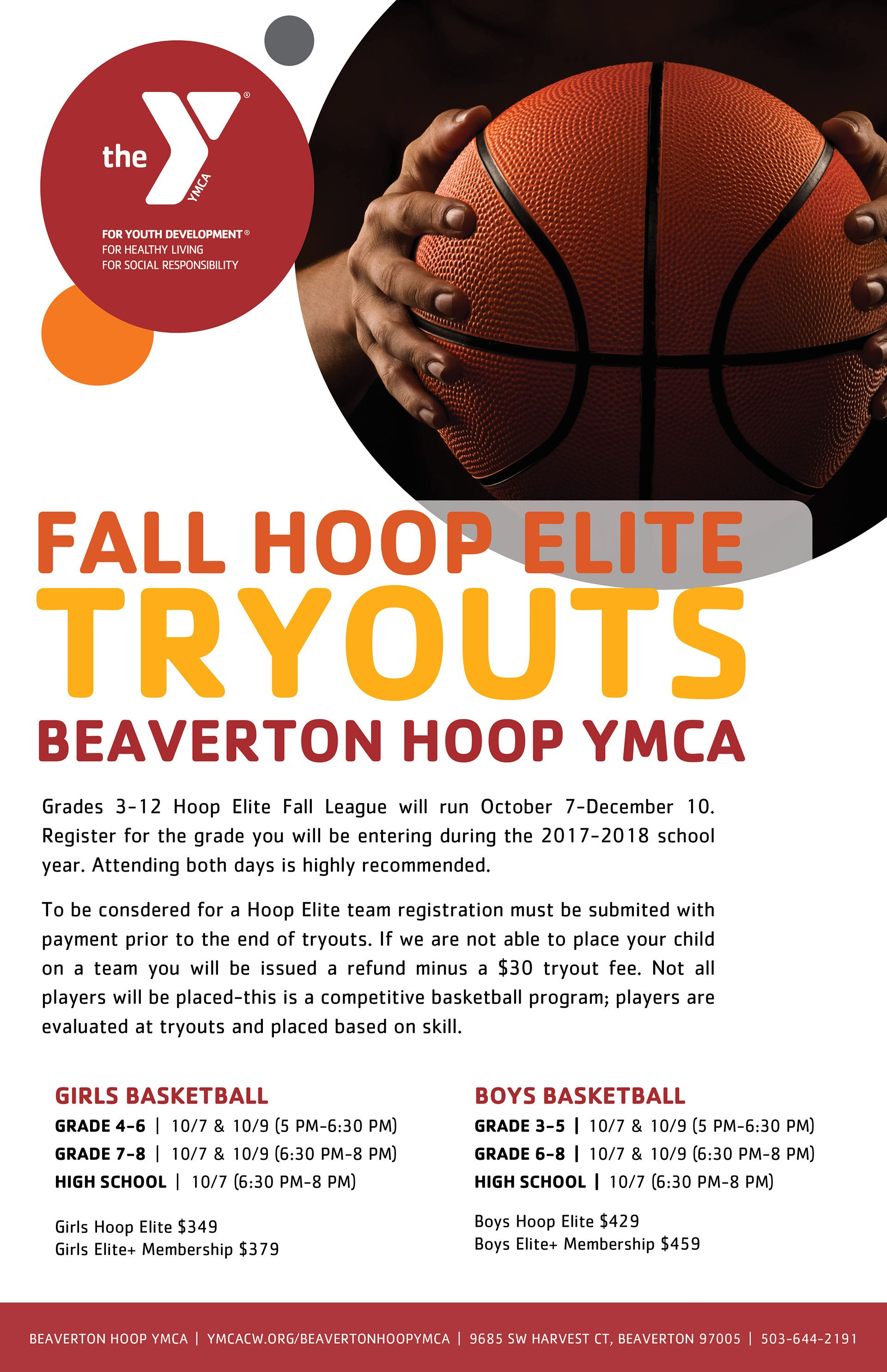 Concept Layout Ymca Basketball Poster For Tryouts Ymca Of Columbia Willamette Beaverton Hoop Ymca Offers Competitive Ba Ymca Basketball Posters Basketball