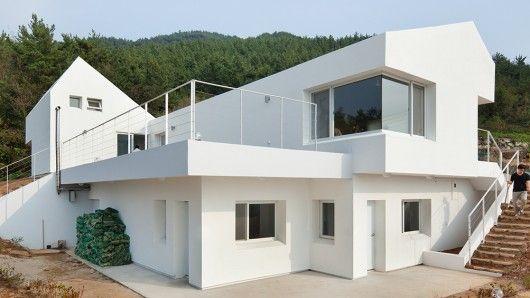Styrofoam house plans