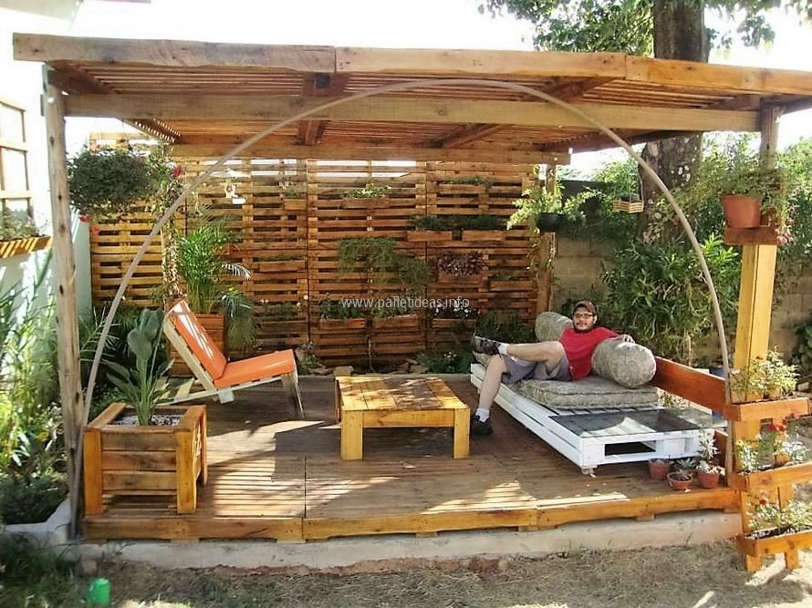 Garden Ideas Made From Pallets best 25+ pallet pergola ideas on pinterest | l shaped sofa, l