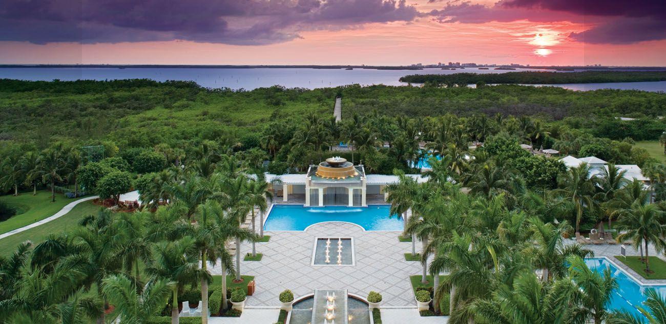 Experience A Bonita Springs Hotel Like No Other Hyatt Regency Coconut Point Resort Spa