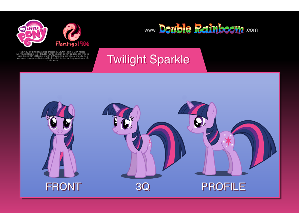 MLP - Twilight Sparkle (Flash Pony Puppet Rigs) | MLP (My ...
