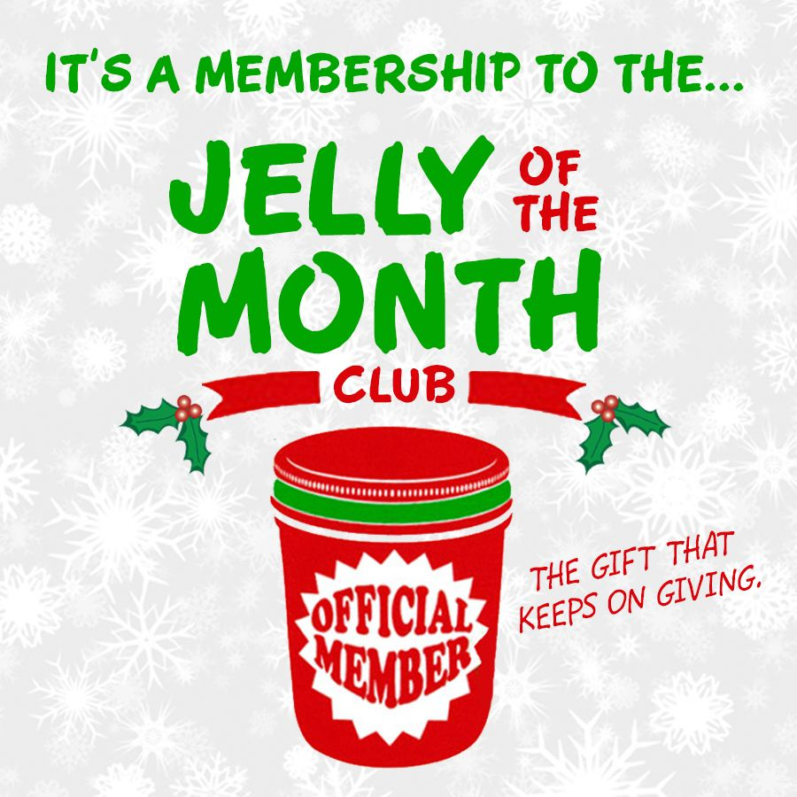 Christmas Vacation Jelly of the Month Club Christmas