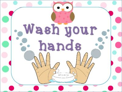Bathroom Signs Wash Hands bathroom reminder signs owl theme from chansi.akridge from chansi