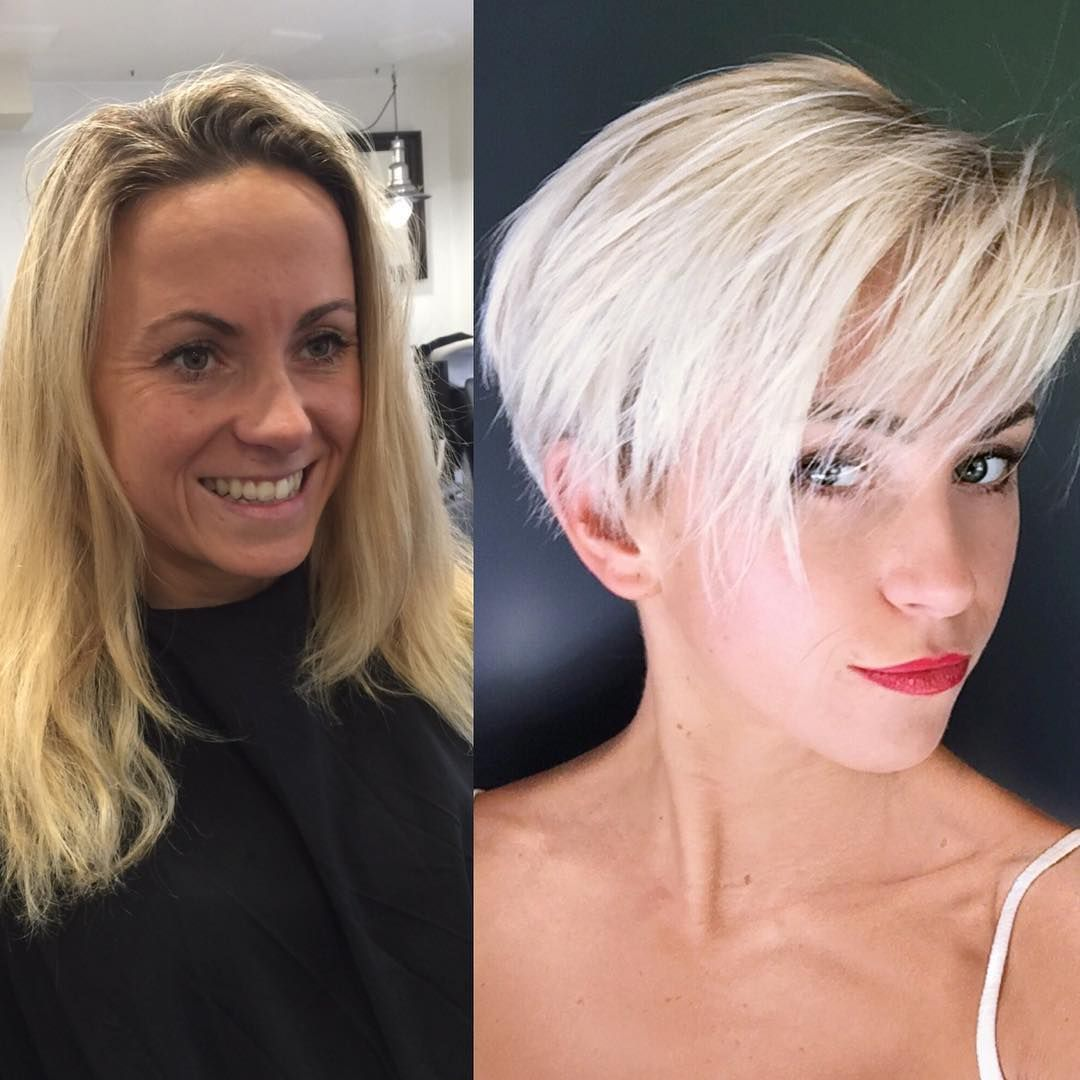 Veronicawallington make overs pinterest haircuts pixies and