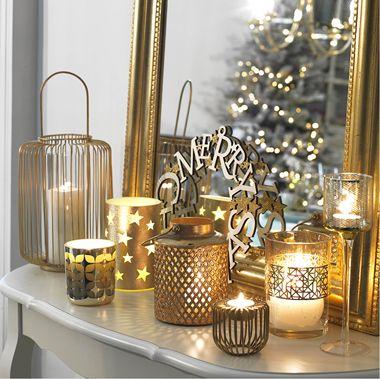 Una navidad deslumbrante maisons du monde xmas for Adornos navidenos la maison du monde