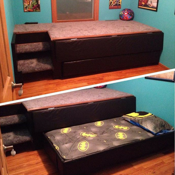 21 Bunk Bed Ideas for Instant Inspiration! Bunk bed
