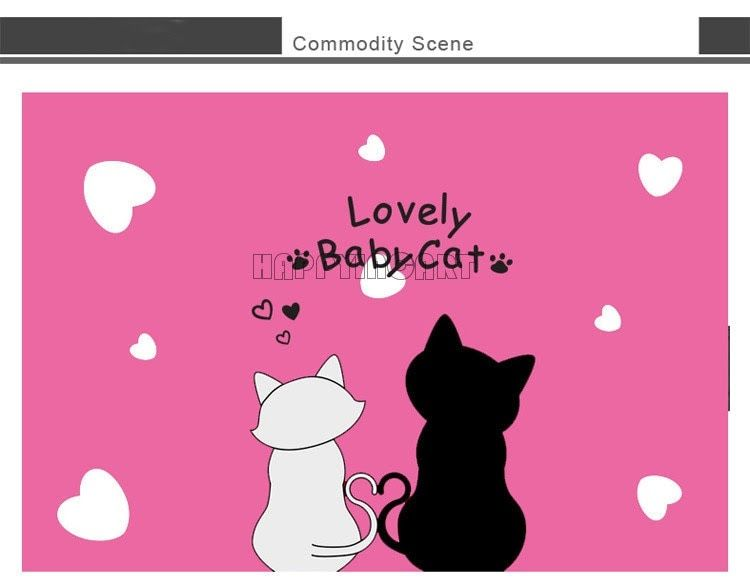 Menakjubkan 30 Gambar Wallpaper Kartun Kucing Lucu Diy Removable Cute Cats Baby Bedroom Window Glass Furniture Download Gam Kartun Wallpaper Kartun Gambar