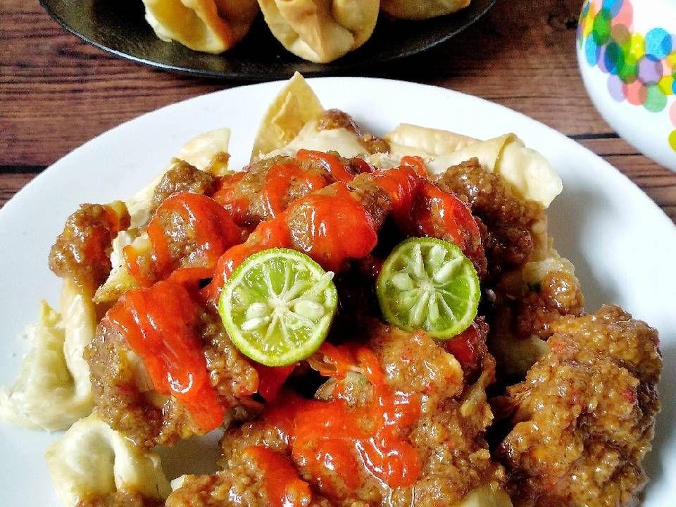 Resep Batagor Aci Ala Abang2 Oleh Susan Mellyani Resep Resep Makanan Memasak Babi Asam Manis