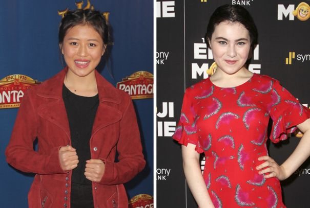 Netflix S The Who Was Show Haley Tju Lilla Crawford Others Join Historical Comedy Sketch Show Lilla Crawford Sketch Comedy Sketch Show