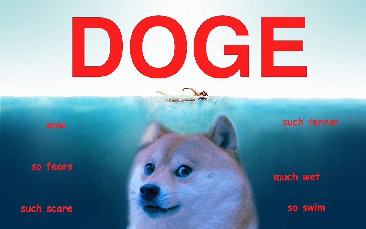 Doge wallpaper desktop background tempat untuk dikunjungi the doge meme will die one day today is not that day today is glorious solutioingenieria Choice Image
