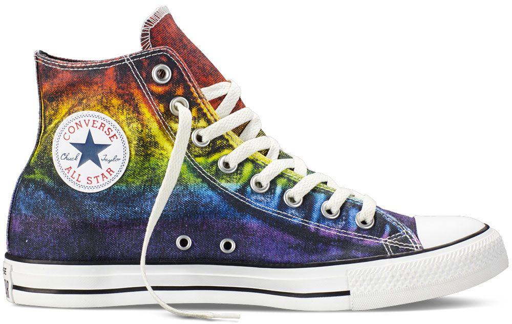 Converse Pride | Sapatos, Shoes calçados, All star