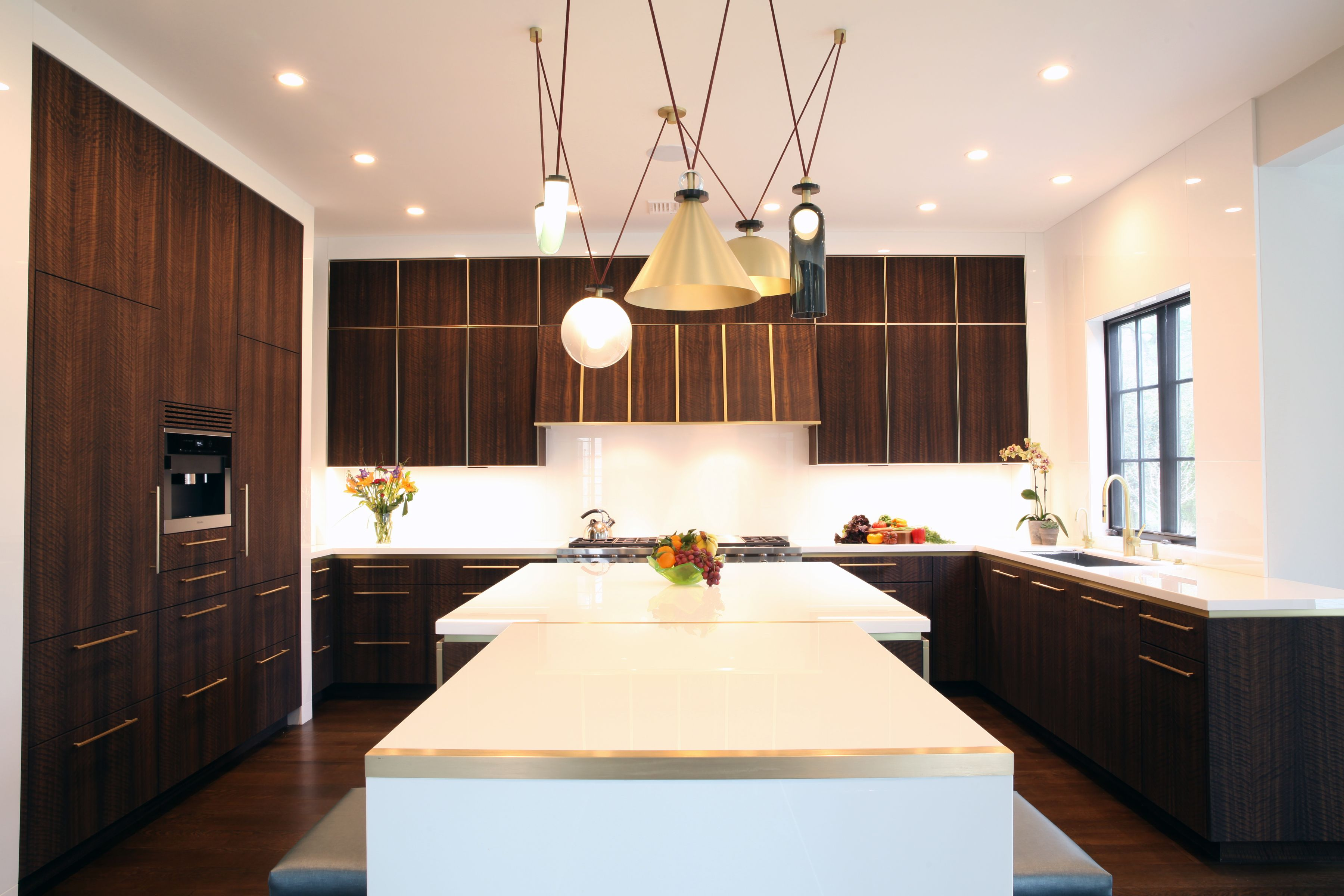 The Ultimate Kitchen In Modern Design In Westfield, New Jersey