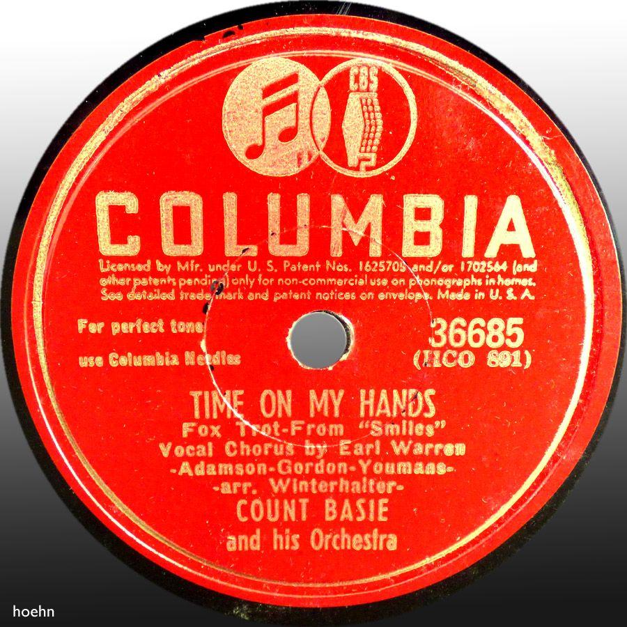 Columbia Records 1901-1934 A History
