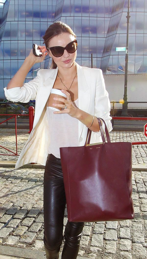 Celine FashionLeggings Clasp KerrBag On Cabas Miranda Lady T3JlFK1cu5