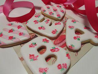 Postreadicción galletas decoradas, cupcakes y pops: Galletas
