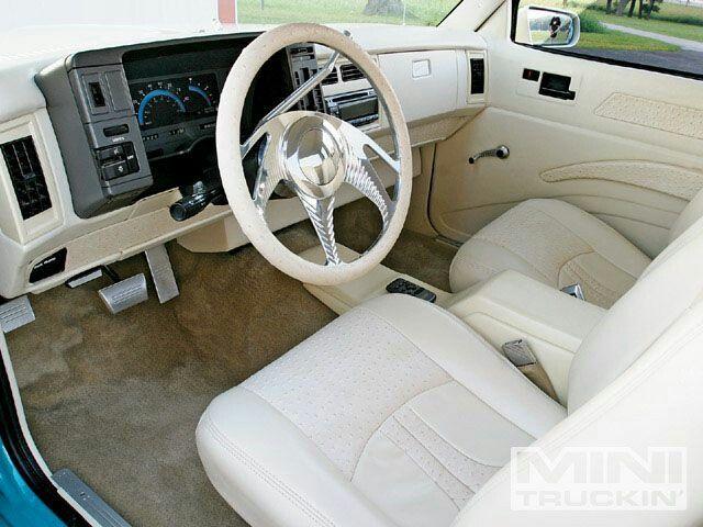 Modern Chic S10 Interior
