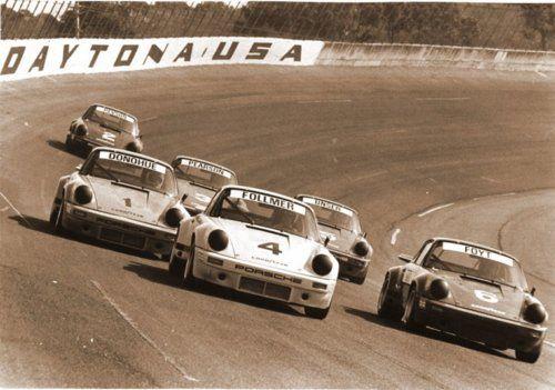 IROC 1 Finale at Daytona Speedway