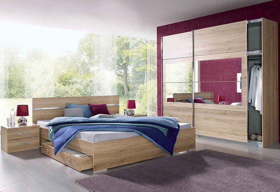 rauch PACK`S Schlafzimmer-Set (4-tlg) Jetzt bestellen unter - schlafzimmer komplett günstig