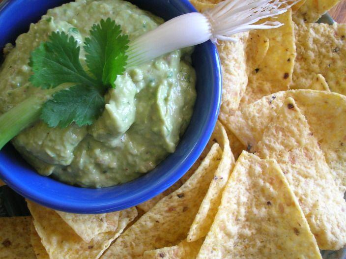 Guacamole With Sour Cream Recipe Food Com Guacamole Recipe With Sour Cream Recipes Summer Potluck Recipes