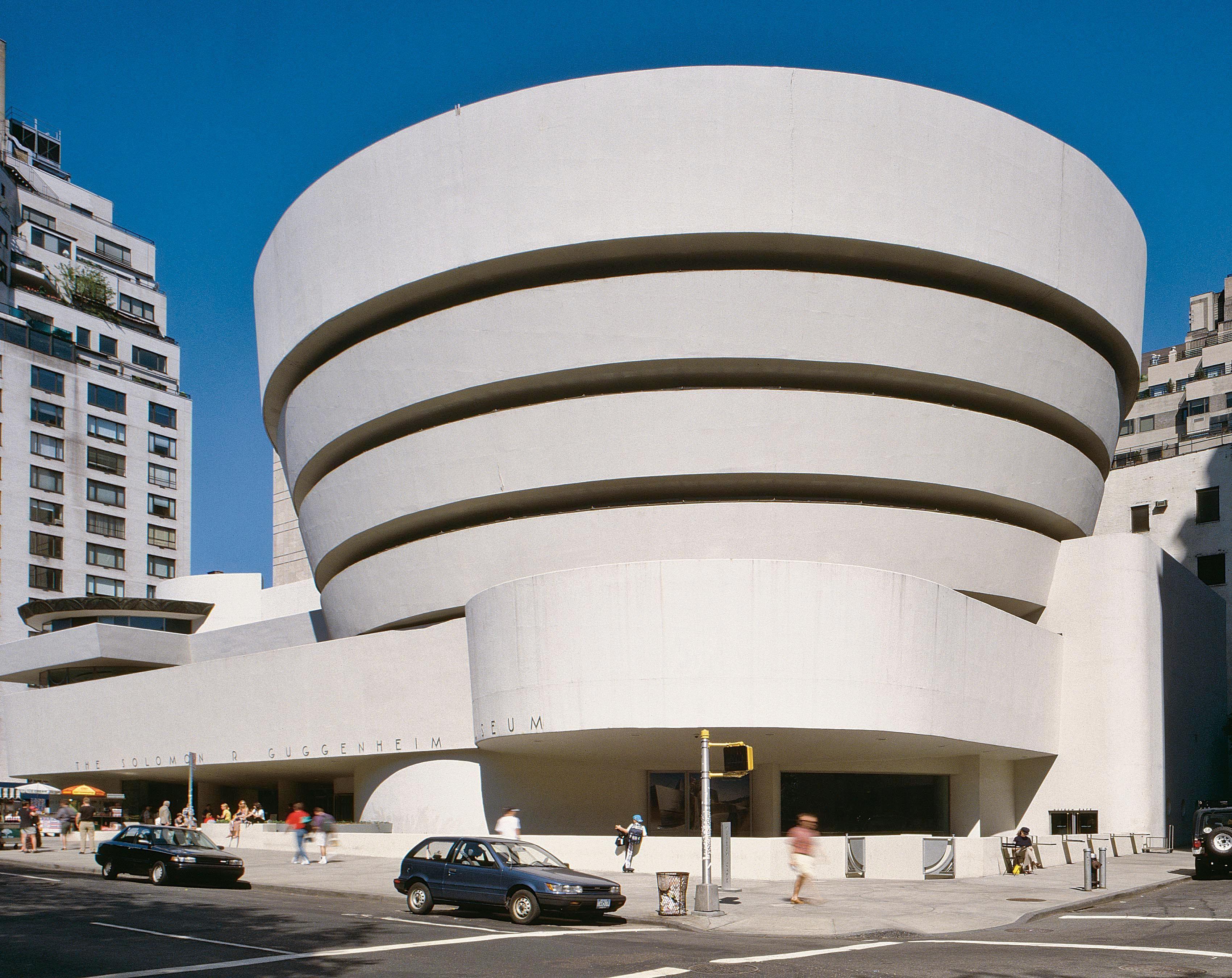 Solomon R Guggenheim Museum Nyc