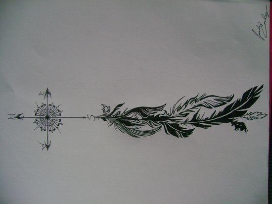 kompass tattoo 6115 tattoo pinterest kompass tattoo. Black Bedroom Furniture Sets. Home Design Ideas