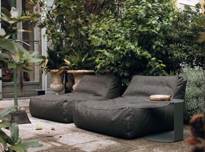 Verzelloni Divani Zoe Lounge Chair Outdoor Fireside Chairs Garden Chairs