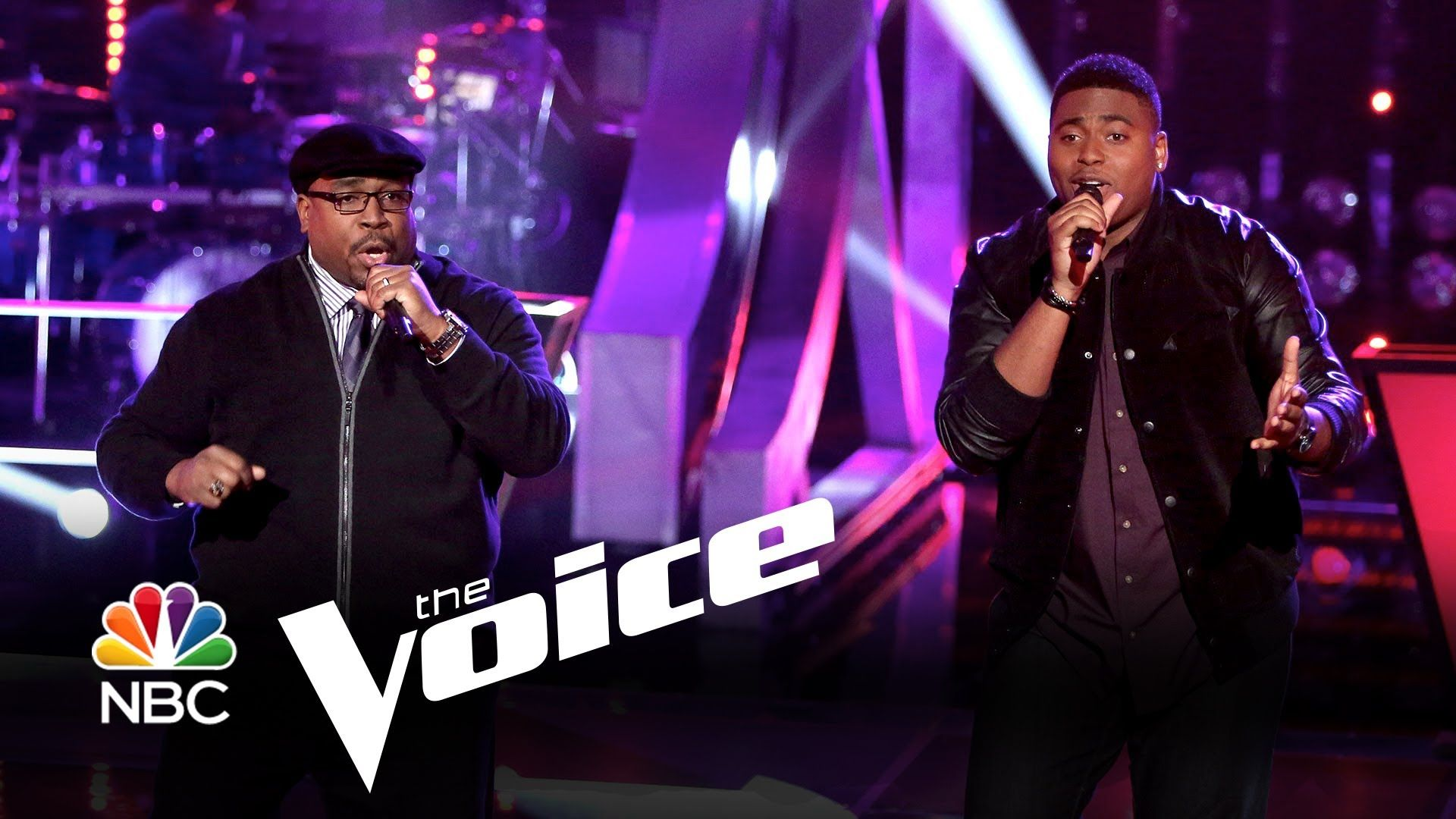 "T.J. Wilkins vs. Biff Gore: ""Ain't Too Proud to Beg"" (The Voice Highligh..."