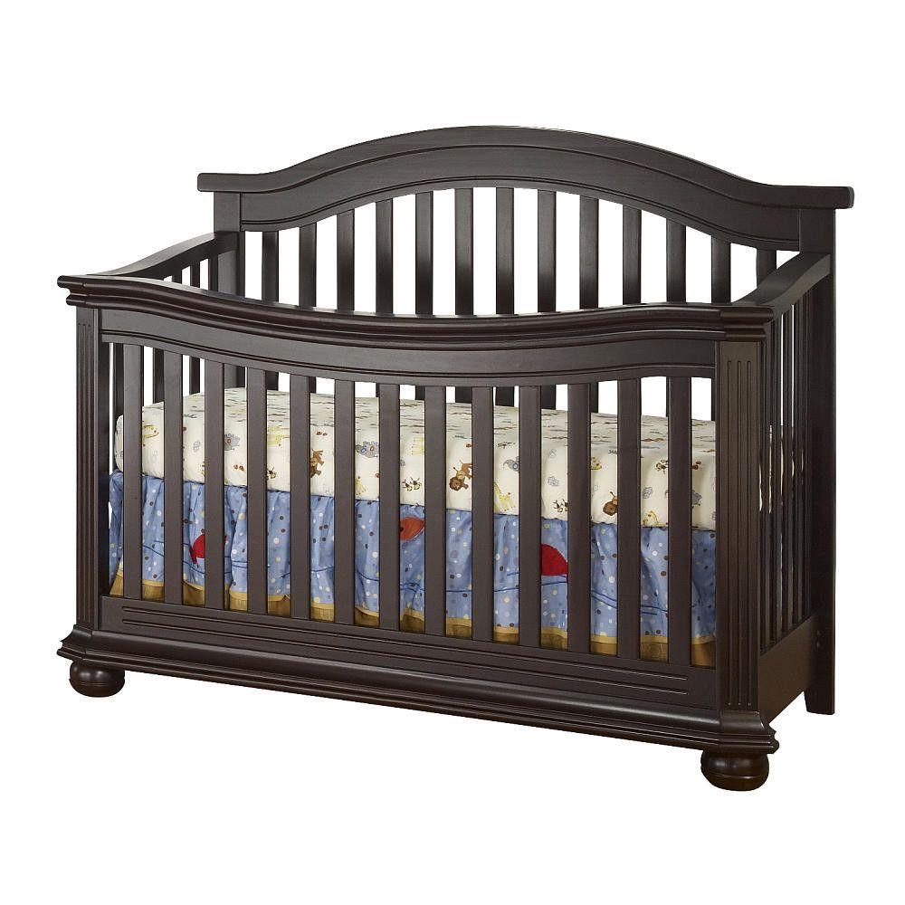 Sorelle Vista Elite 4 in 1 Convertible Crib