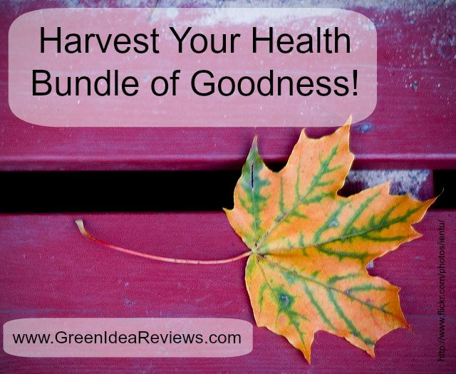 Harvest Your Health with Green Idea Reviews - This Week Only!