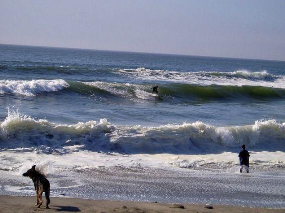 Outdoor Adventure In Pacifica California Surfing Waves Outdoor Adventure Surfing