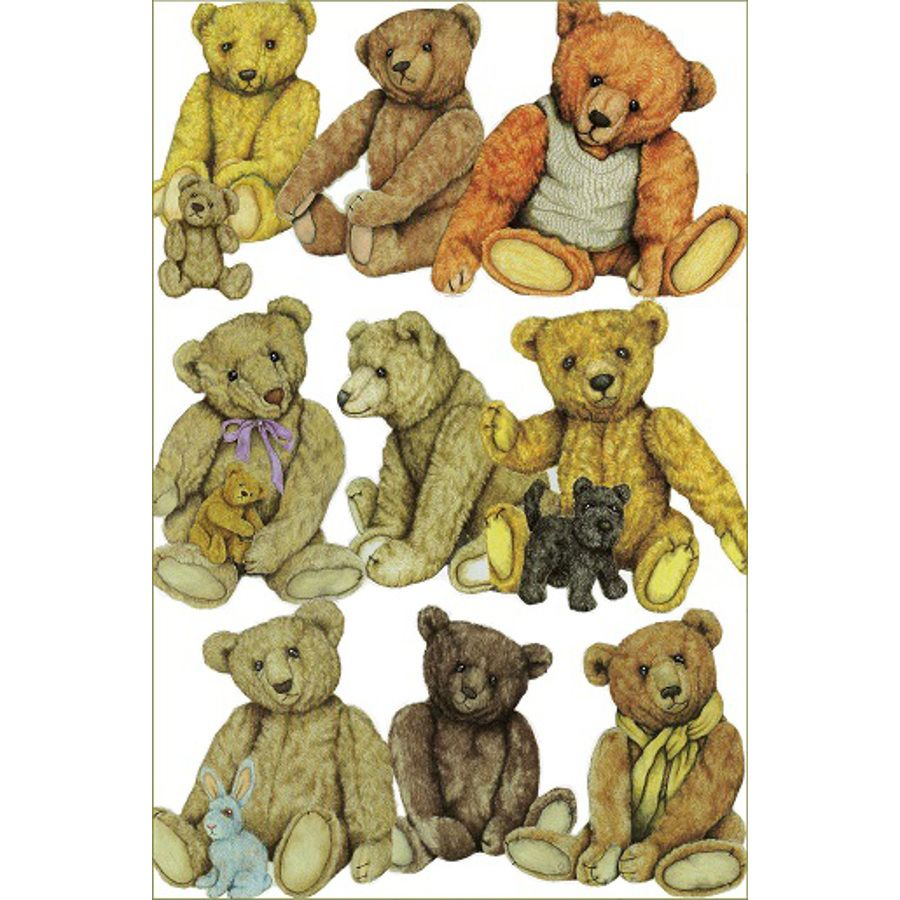 Traditional teddy bear greeting card these beautiful teddy bear traditional teddy bear greeting card these beautiful teddy bear greeting cards are designed by kevin wood m4hsunfo