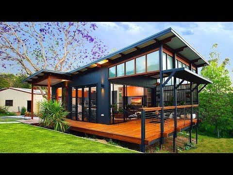 World S Most Beautiful Samford Valley Small House In