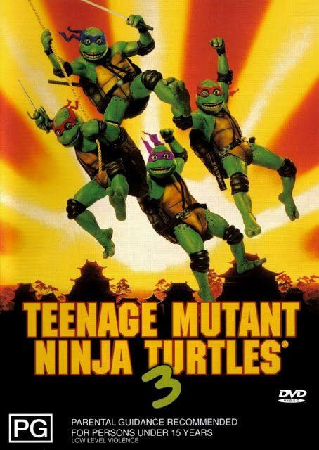 Teenage Mutant Ninja Turtles Iii 1993 Teenage Mutant Ninja Turtles Mutant Ninja Turtles Ninja Turtles