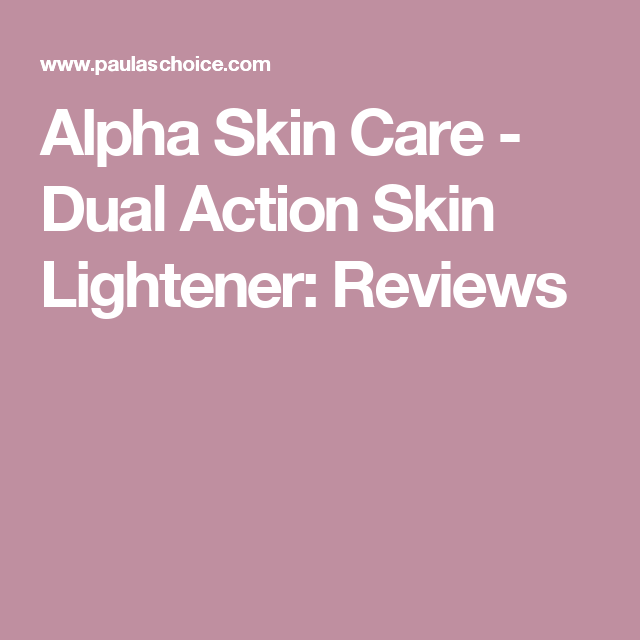 Brands Beautypedia Skin Care Essentials Skin Care Skin Lightener
