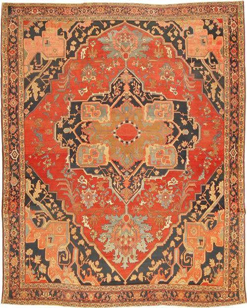 Serapi Rugs Antique Serapi Persian Carpets Nazmiyal Serapi Rug Persian Rug Rugs