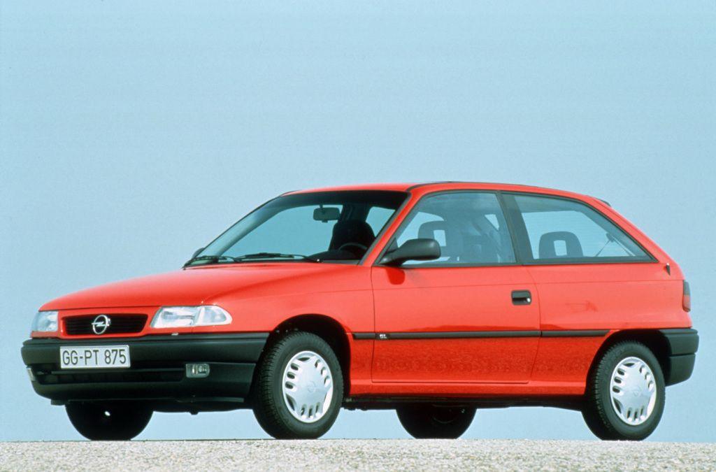 Opel Astra Gl F 1994 1998
