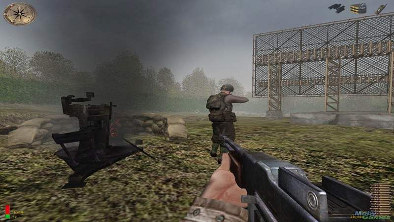 Pin Di Medal Of Honor Allied Assault One Of The Greatest Pc Games At All Times Um Dos Melhores Jogos De Pc De Todos Os Tempos