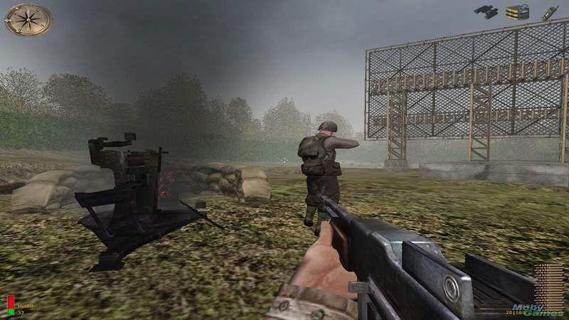 Pin Di Medal Of Honor Allied Assault One Of The Greatest Pc Games At All Times Um Dos Melhores Jogos De Pc De Todos Os Tempos
