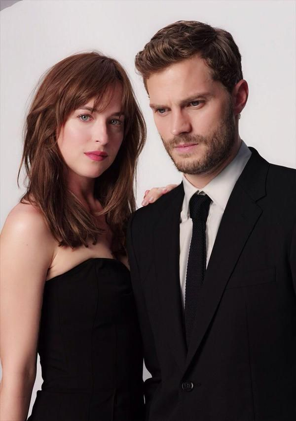 Jamie Dornan 50 Shades Of Grey Photoshoot