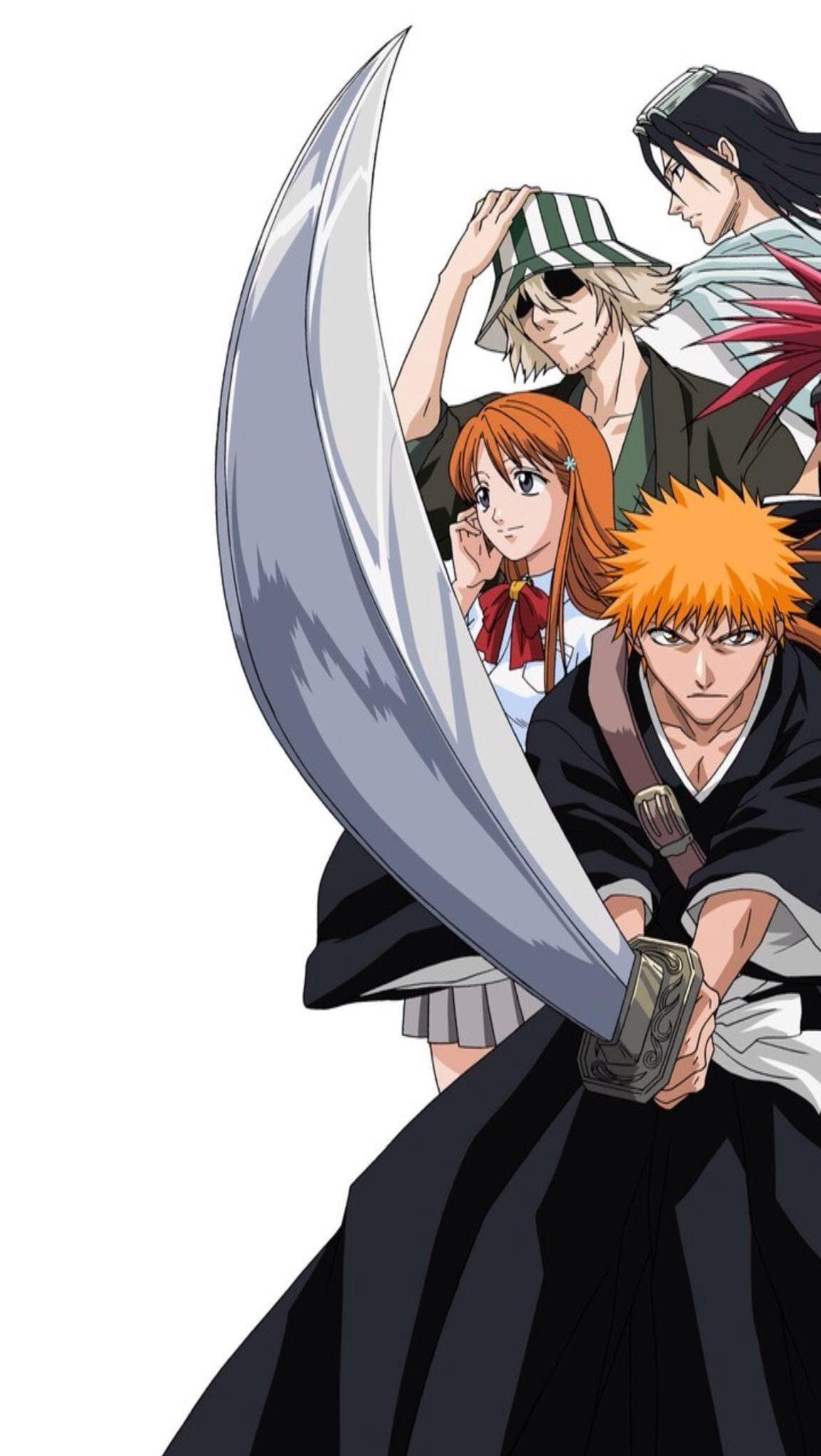 Bleach Wallpaper Bleach, Anime, Wallpaper