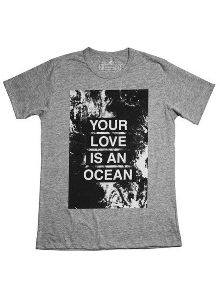OCEAN / Masculina / Mescla Médio - ALLGLORY CLOTHING