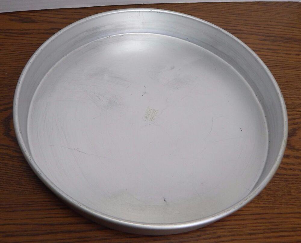 circle cake pan disposable