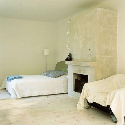 peinture pour les chemin es peinture pinterest peinture enduit et beton. Black Bedroom Furniture Sets. Home Design Ideas
