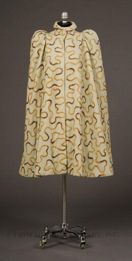 1893 - Cape - Wool, silk